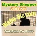 Online Mystery Shopper Jobs Kit