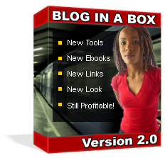 "Blog Creator: ""Blog In A Box Kit"""