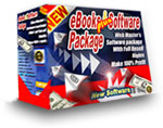New Ebook & Software Package